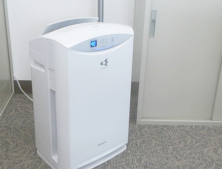 空調冷凍機器の施工実績