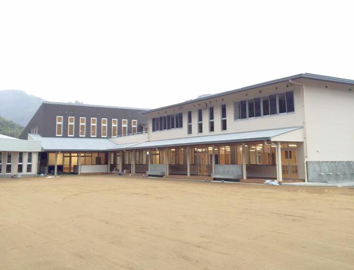 ビル建材の施工実績