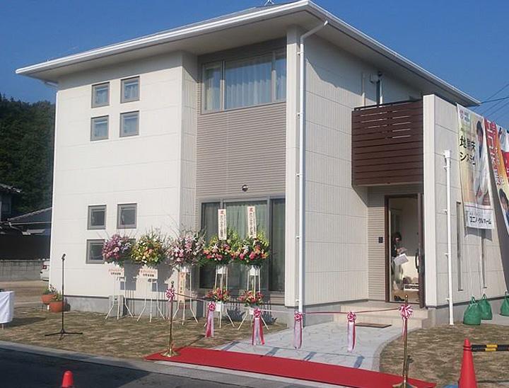 住宅建材の施工実績